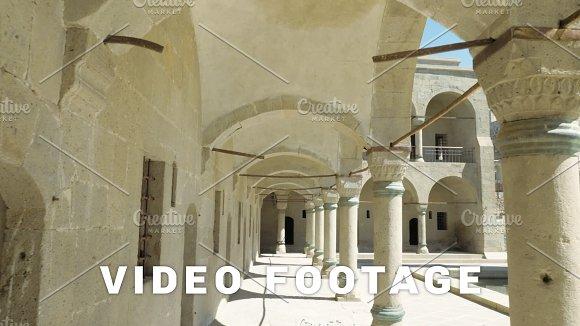Arch In Rabati Castle Georgia