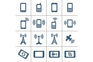 Mobile devices and wireless technology