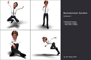 Businessman Gordon - Collection I