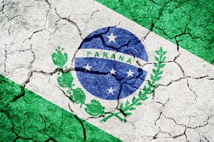 State of Parana flag