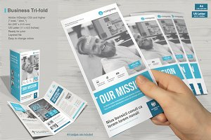 Business Tri-fold Vol.7