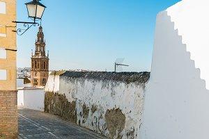 street of carmona