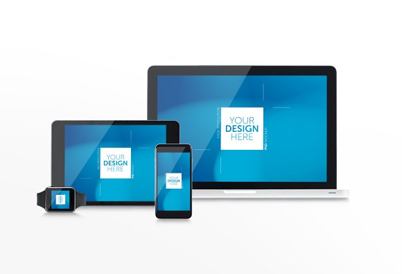 Responsive Web Design Template