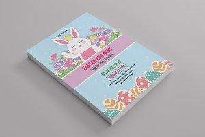 Easter Party Flyer-V776