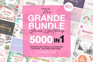 THE GRANDE GRAPHIC BUNDLE