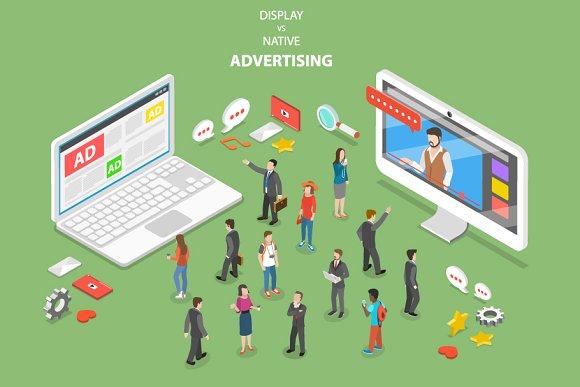Display Vs Native Advertising