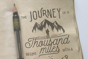 A journey of a thousand miles...