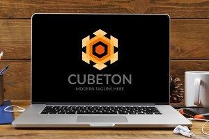 Cubeton Logo