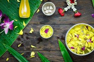 Songkran Festival Thailalnd.