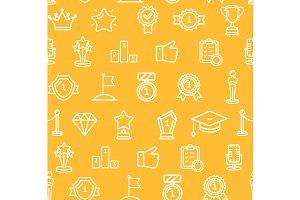 Award Pattern Background