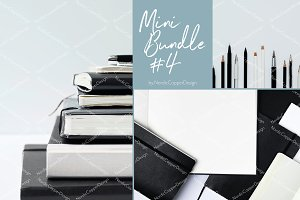 Black and White Office | Mini Bundle