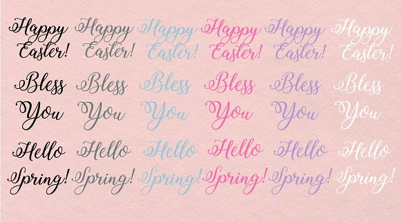 Mason jar clipart. Spring clipart in Illustrations - product preview 2