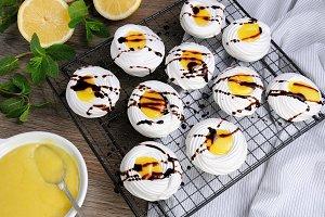 "Dessert ""Pavlova"""