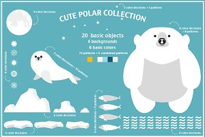 Cute Polar Collection