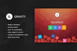 Gravity - Interactive Coming Soon