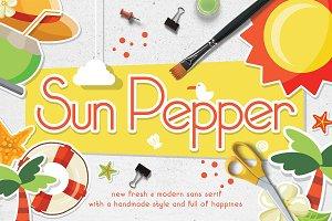 Sun Pepper