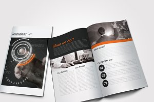 Education Bi Fold Brochure