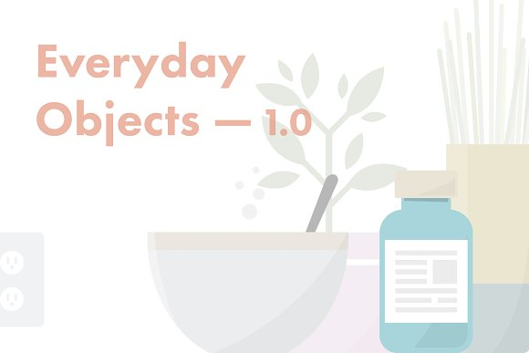 Everyday Objects 1.0