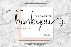Thank You Dingbats