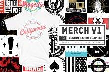 T-Shirt Graphics Collection v01