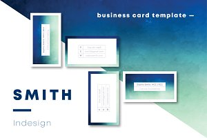 Smith Business Card Template