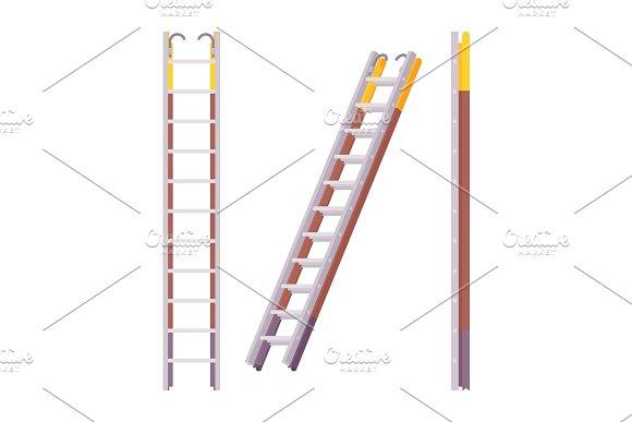 Pompier Ladder Set