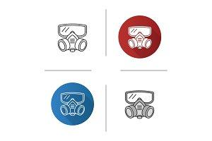 Respirator icon