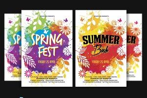 Spring Festival / Summer Bash