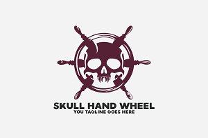 Skull Wheel Logo
