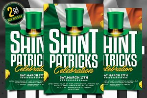 Saint Patrick's Day Flyer