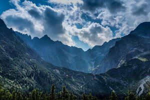 Tatra Mountains, Poland.