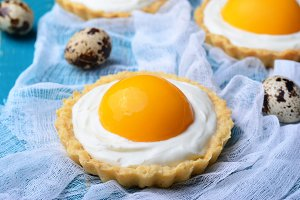 Easter Dessert Tartlets