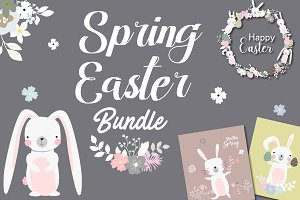 Big Spring Easter Bundle