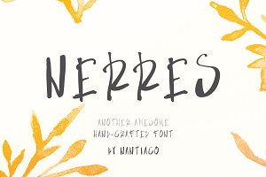 NERRES Another Awesome Font