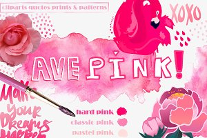 Ave Pink!