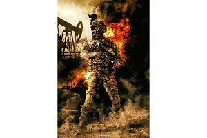 War for oil