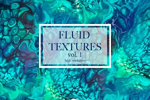 Abstract Fluid Textures Bundle 1