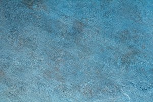 Blue textured grunge background