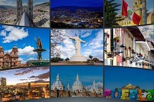 Latin American Cities Photo Pack