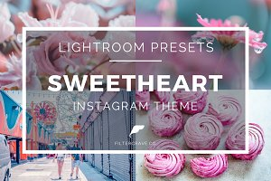 Sweetheart Lightroom Presets IG
