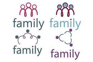 "Logos "" Family"""