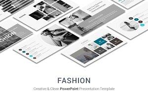 Fashion PowerPoint Presentation Temp