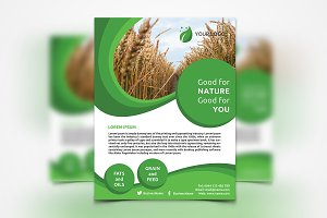 Agriculture Flyer #072