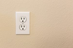 Electrical Sockets In Wall