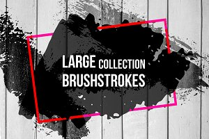 Collection Brushstrokes