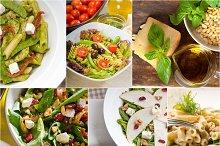 healthy Italian vegetarian food  collage 4.jpg