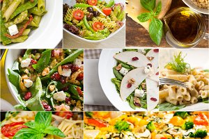 healthy Italian vegetarian food  collage 4.jpg