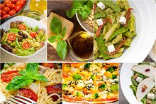 healthy Italian vegetarian food  collage 3.jpg