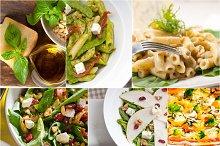 healthy Italian vegetarian food  collage 5.jpg