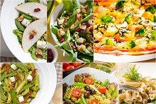 healthy Italian vegetarian food  collage 6.jpg